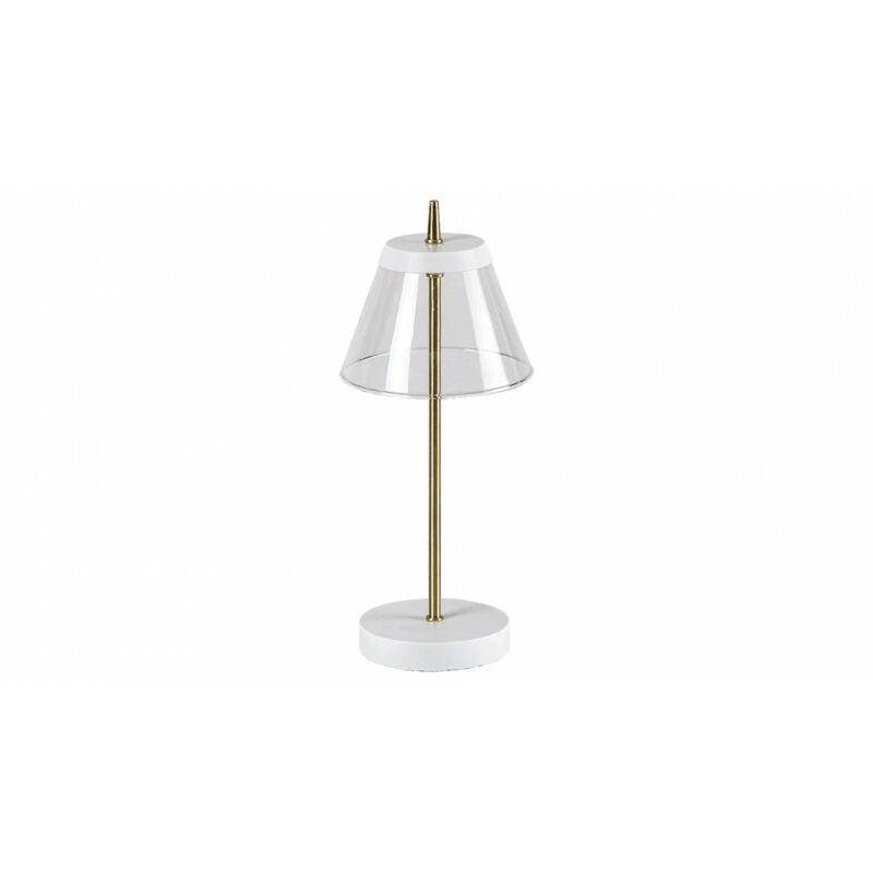 Rábalux Aviana 5030 éjjeli asztali lámpa fehér fém LED 6 480 lm 4000 K IP20 A