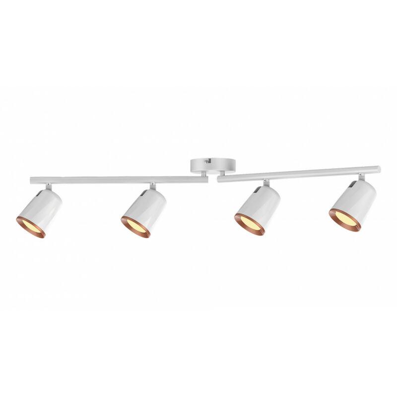Rábalux Solange 5048 mennyezeti spot lámpa fehér fém LED 24 1520 lm 3000 K IP20 A
