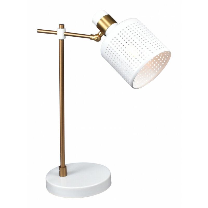 Rábalux Alberta 5090 asztali lámpa arany fém E27 1x MAX 9 E27 1 db IP20