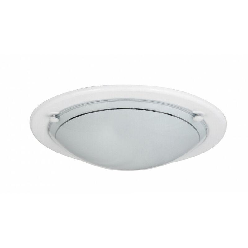 Rábalux Ufo 5101 ufó lámpa fehér fém E27 1x MAX 60 E27 1 db IP20
