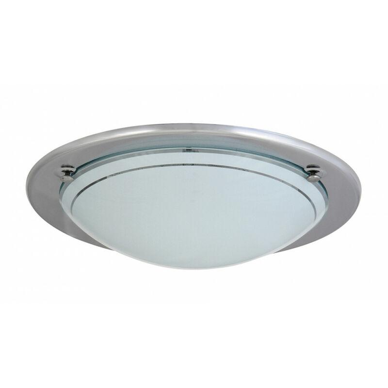 Rábalux Ufo 5113 ufó lámpa króm fém E27 1x MAX 60 E27 1 db IP20