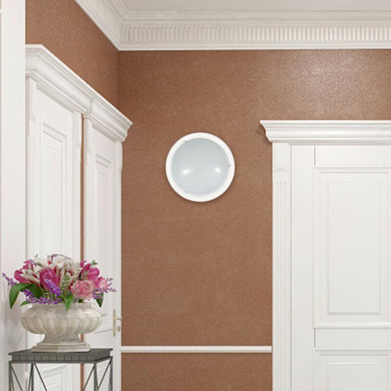 Rábalux Ufo 5131 ufó lámpa  fehér   fém   E27 2x MAX 60W   IP20