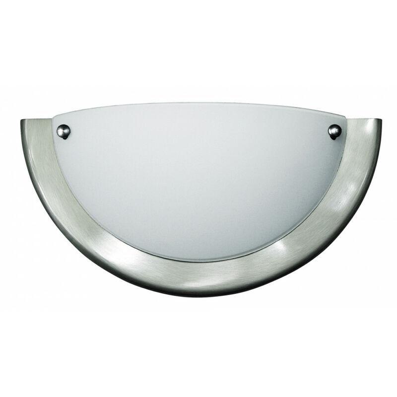 Rábalux Ufo 5181 fél ufo szatin króm fém E27 1x MAX 60 E27 1 db IP20