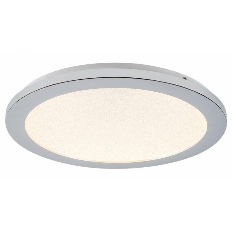 Rábalux Jeremy 5207 fürdőszoba mennyezeti lámpa króm fém LED 18 1200 lm 3000 K IP44 A