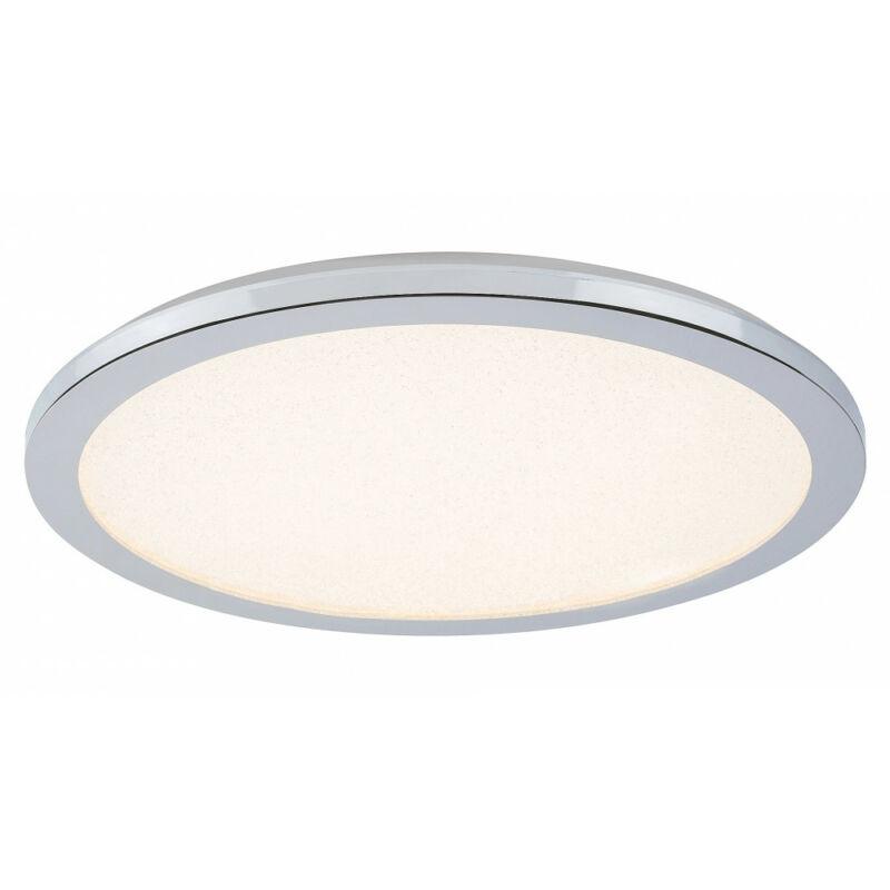 Rábalux Jeremy 5208 fürdőszoba mennyezeti lámpa króm fém LED 24 1500 lm 3000 K IP44 A