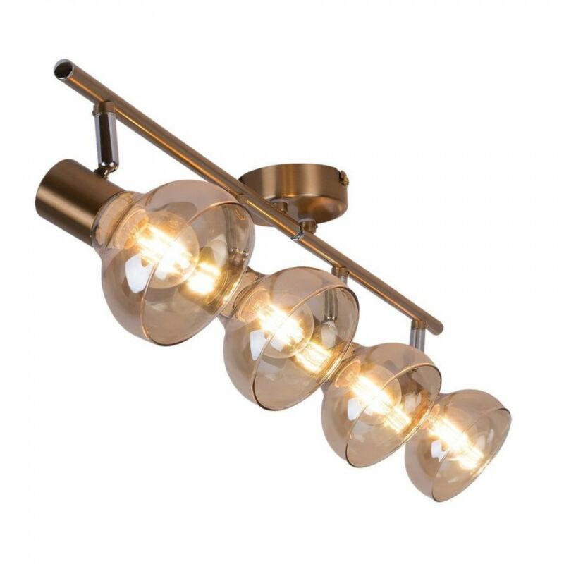 Rábalux Holly 5550 mennyezeti lámpa  antik arany   fém   E14 4x MAX 40W   IP20
