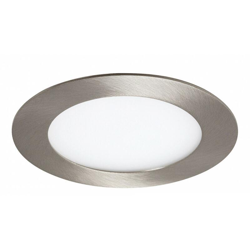 Rábalux Lois 5573 álmennyezetbe építhető lámpa szatin króm fém LED 6 350 lm 3000 K IP20 A