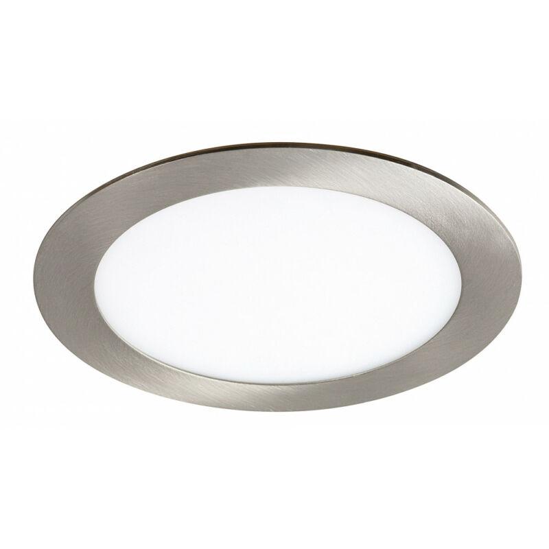 Rábalux Lois 5575 álmennyezetbe építhető lámpa szatin króm fém LED 18 1400 lm 3000 K IP20 A