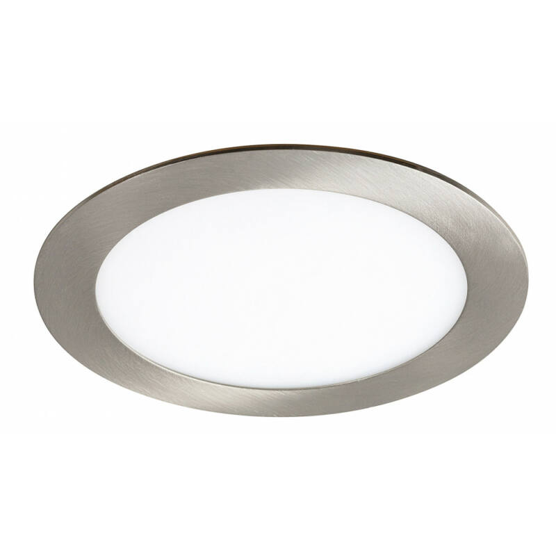 Rábalux Lois 5574 álmennyezetbe építhető lámpa szatin króm fém LED 12 800 lm 3000 K IP20 A
