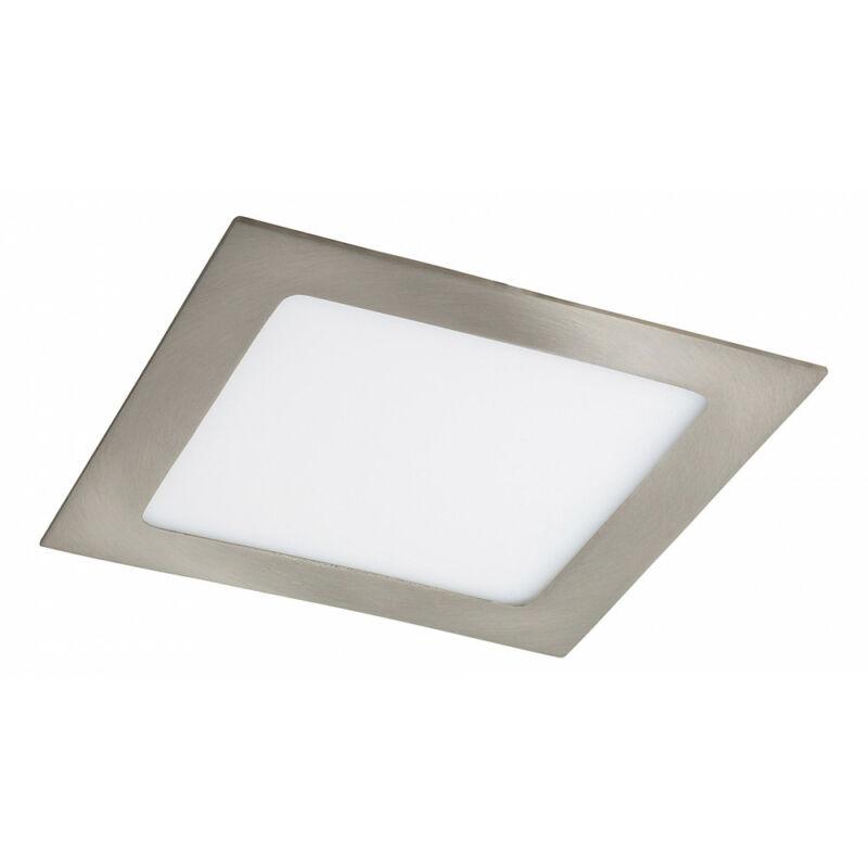 Rábalux Lois 5583 álmennyezetbe építhető lámpa szatin króm fém LED 18 1400 lm 3000 K IP20 A