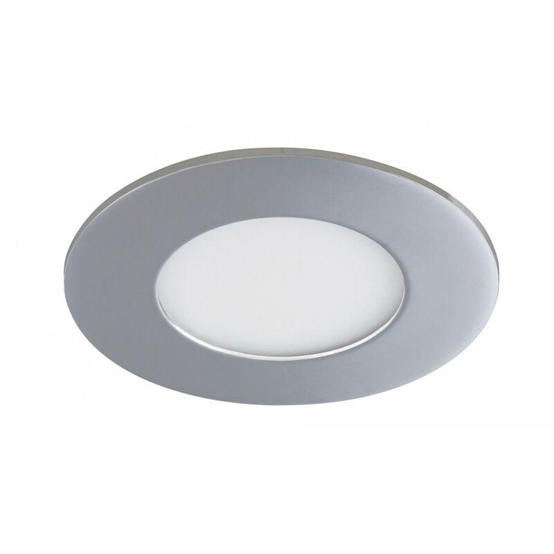 Rábalux Lois 5584 álmennyezetbe építhető lámpa króm fém LED 3 170 lm 4000 K IP44 A