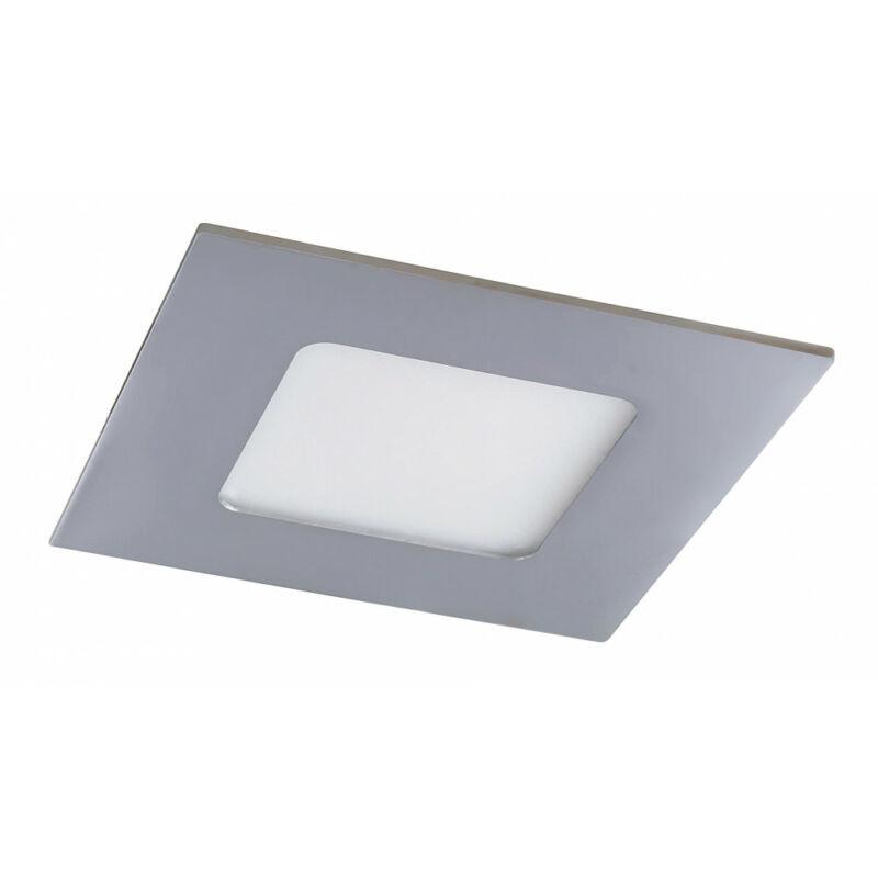 Rábalux Lois 5586 álmennyezetbe építhető lámpa króm fém LED 3 170 lm 4000 K IP44 A