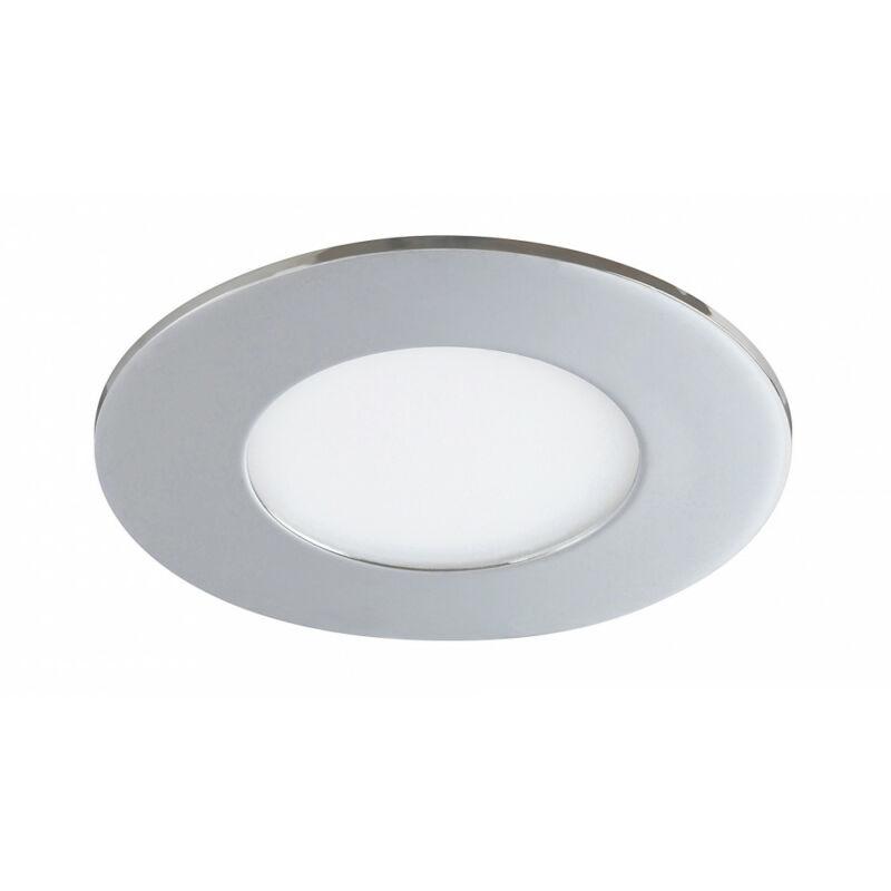 Rábalux Lois 5588 álmennyezetbe építhető lámpa króm fém LED 3 170 lm 3000 K IP44 A