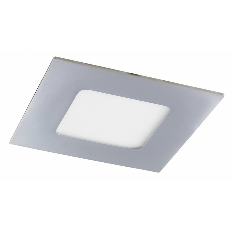 Rábalux Lois 5590 álmennyezetbe építhető lámpa króm fém LED 3 170 lm 3000 K IP44 A