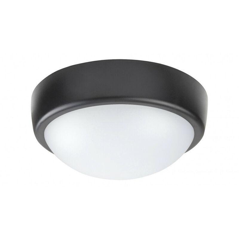 Rábalux Boris 5621 kültéri mennyezeti led lámpa fekete műanyag LED 10 800 lm 4000 K IP54 A+