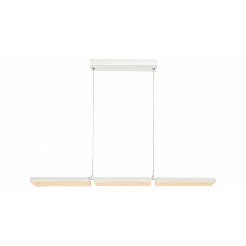Rábalux Alana 5649 étkező lámpa matt fehér fém LED 48 2800 lm 3000 K IP20 A