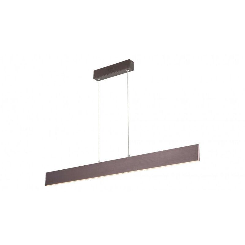 Rábalux Elinor 5653 étkező lámpa metál barna fém LED 18 1050 lm 3000 K IP20 A