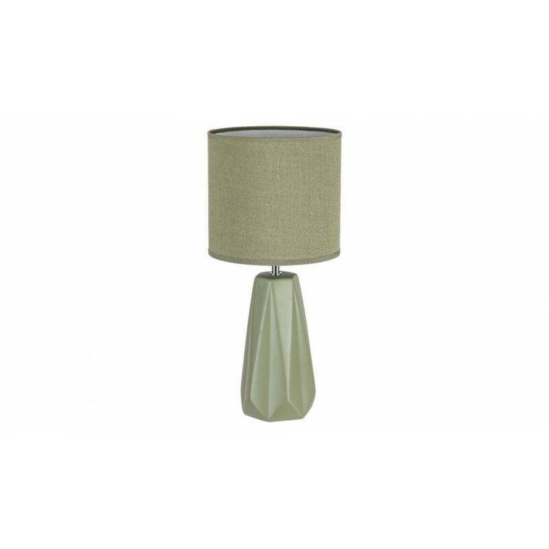 Rábalux Amiel 5703 éjjeli asztali lámpa zöld kerámia E27 1x MAX 60 E27 1 db IP20
