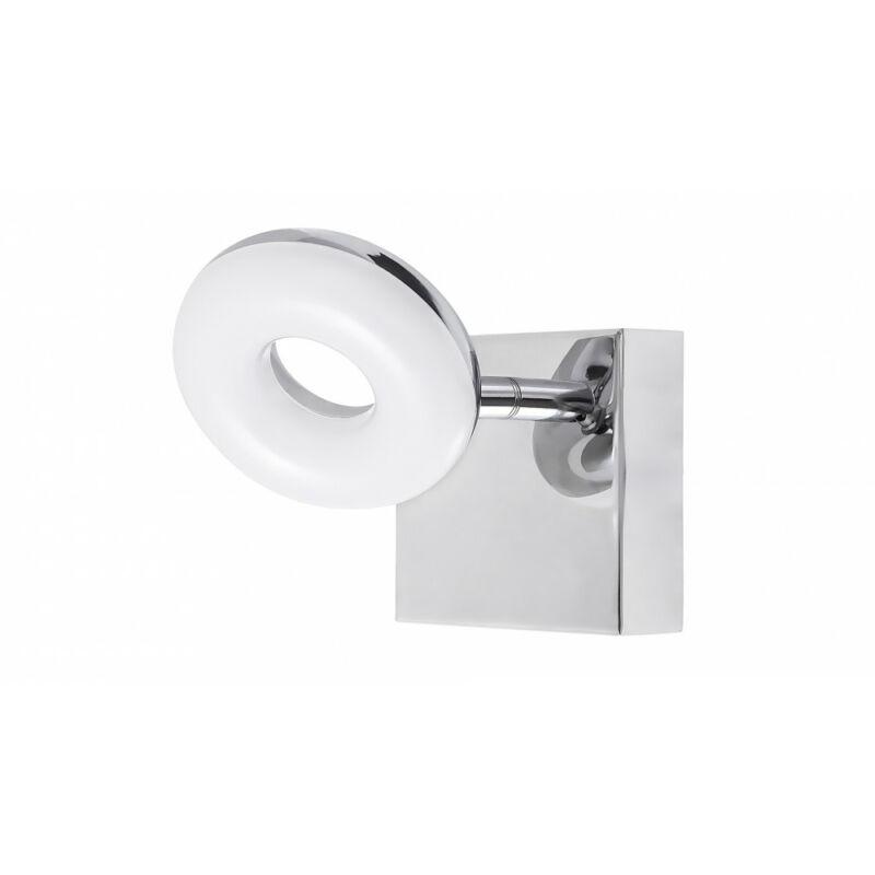 Rábalux Beata 5716 fürdőszoba fali lámpa króm fém LED 5 465 lm 4000 K IP44 A+