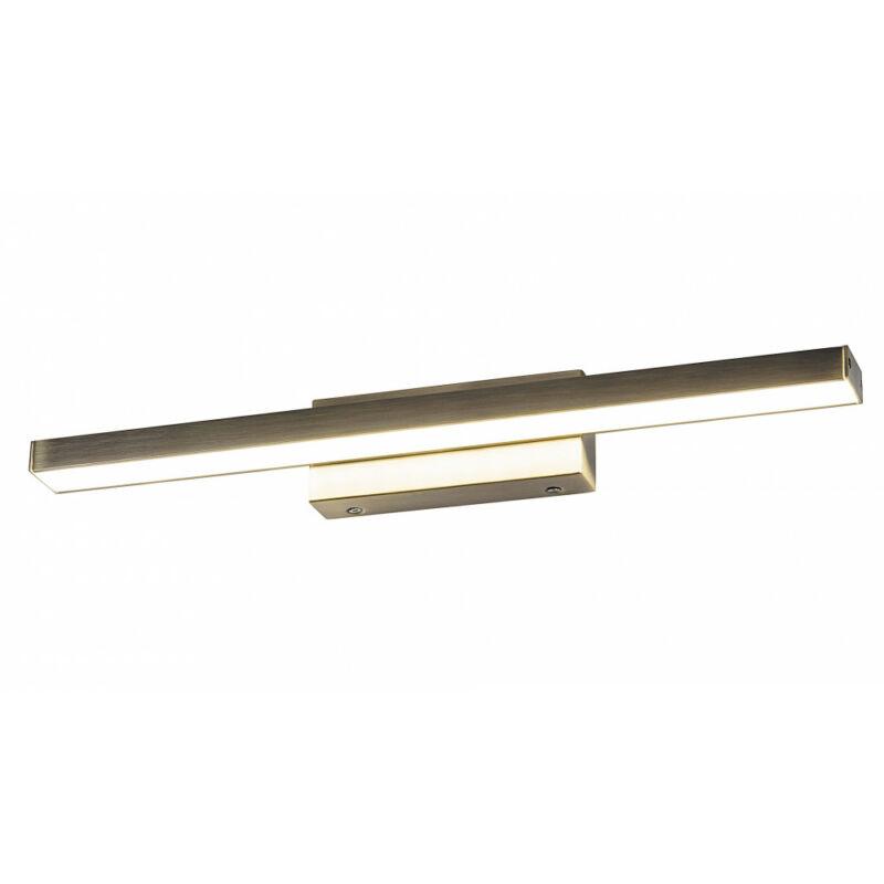 Rábalux John 5721 fürdőszoba fali lámpa bronz fém LED 12 1080 lm 4000 K IP44 A+