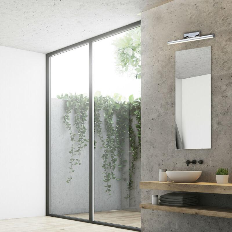 Rábalux Silas 5727 fürdőszoba fali lámpa króm fém LED 18 1700 lm 4000 K IP44 A+