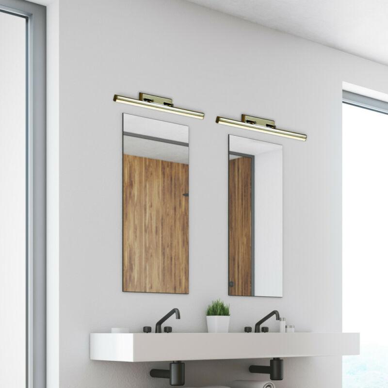 Rábalux Silas 5729 fürdőszoba fali lámpa bronz fém LED 18 1700 lm 4000 K IP44 A+
