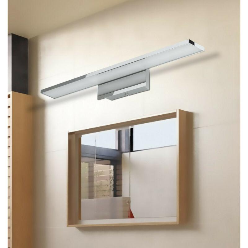 Rábalux Louise 5737 tükör világítás króm fém LED 10 700 lm 3000 K IP20 A+