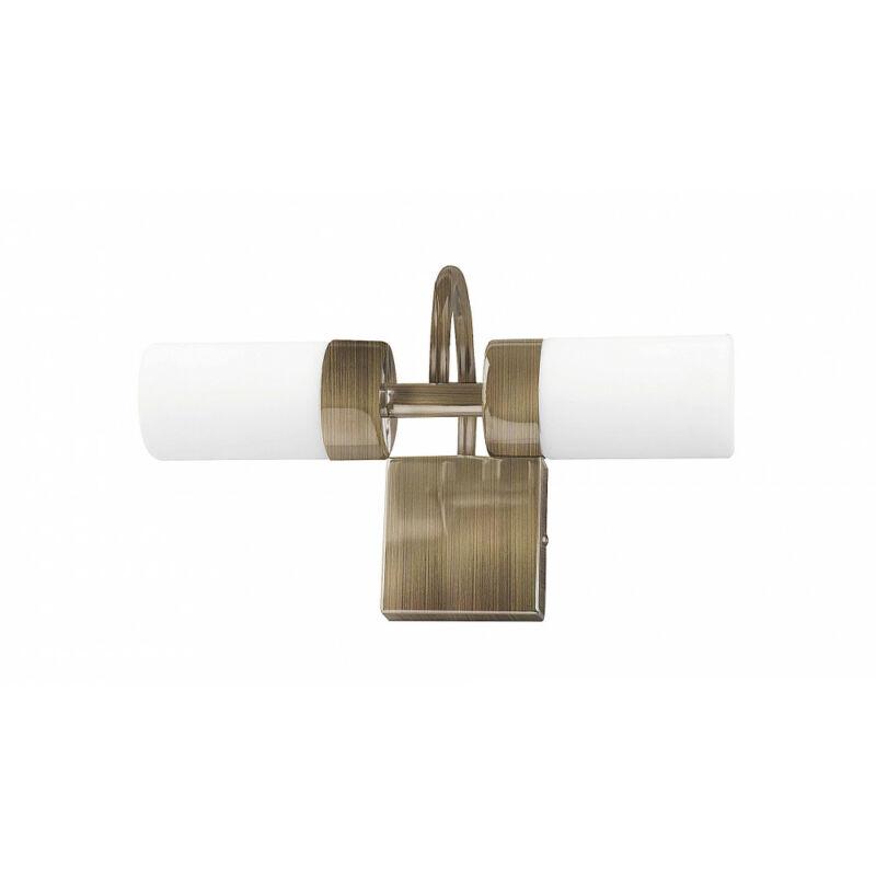 Rábalux Betty 5746 fürdőszoba fali lámpa bronz fém LED 2x 4 785 lm 4000 K IP44 A+