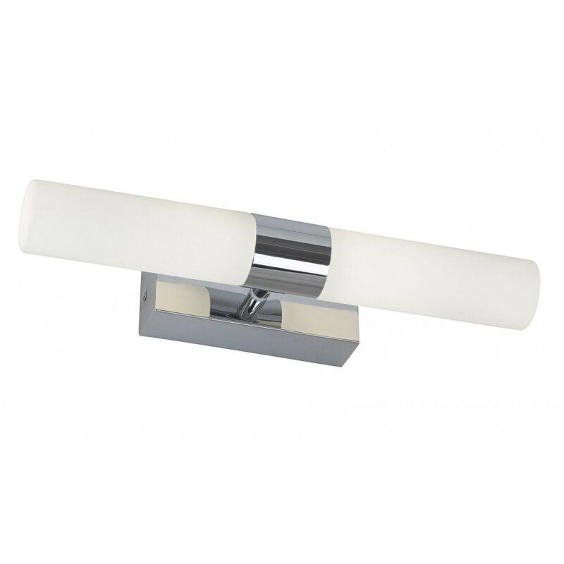 Rábalux Jim 5750 fürdőszoba fali lámpa króm fém LED 2x 5 800 lm 4000 K IP44 A+