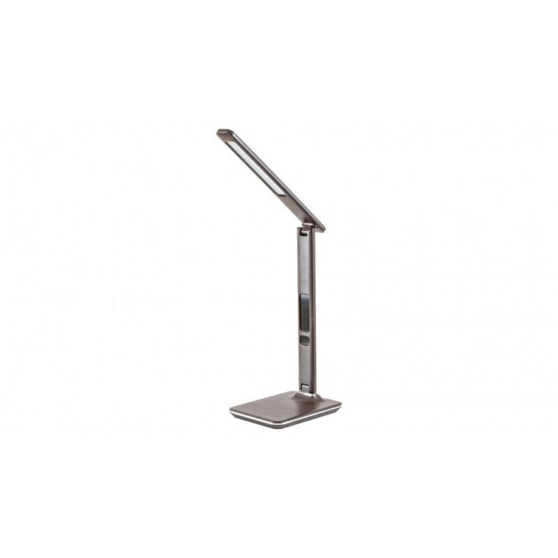 Rábalux Elias 5773 íróasztal lámpa barna műanyag LED 13 (8+5) 400 lm IP20 A
