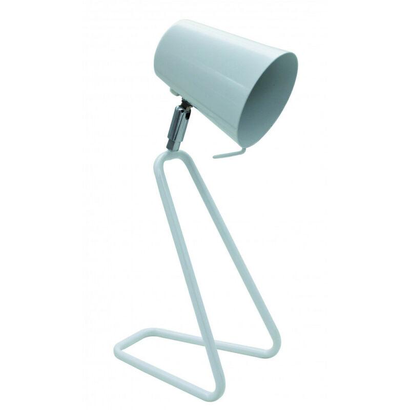 Rábalux Olaf 5777 íróasztal lámpa fehér fém E14 1x MAX 25 E14 1 db IP20
