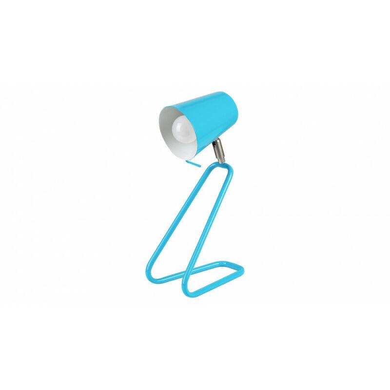 Rábalux Olaf 5778 íróasztal lámpa kék fém E14 1x MAX 25 E14 1 db IP20