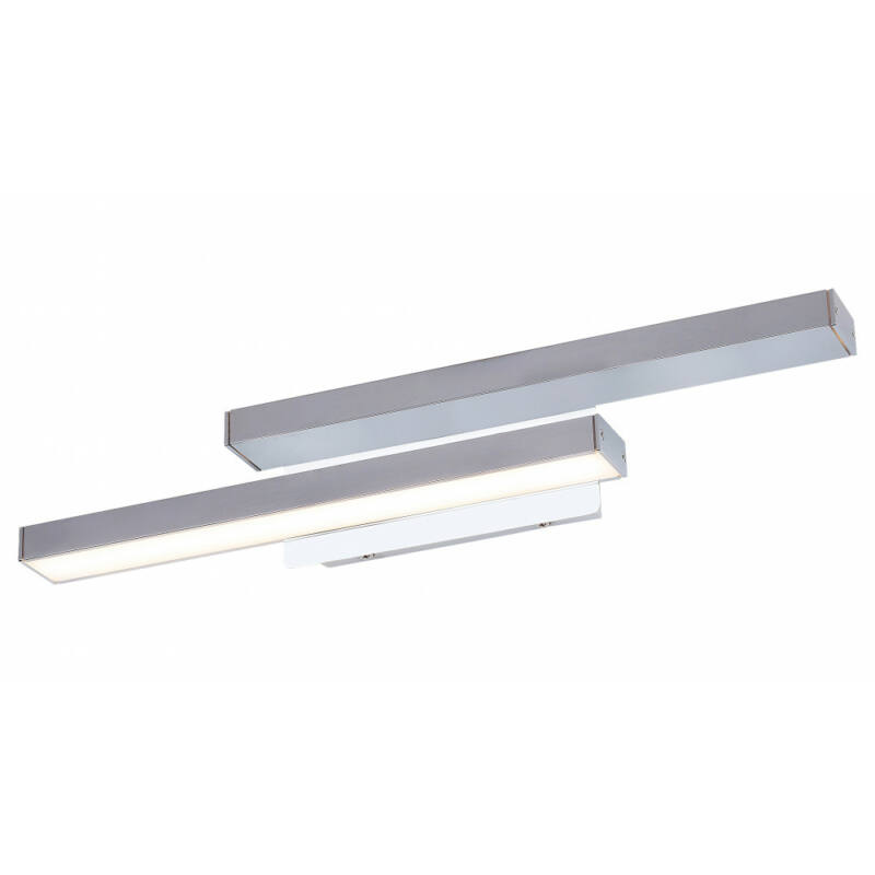 Rábalux Ryan 5784 fürdőszoba fali lámpa króm fém LED 19 1100 lm 3000 K IP44 A