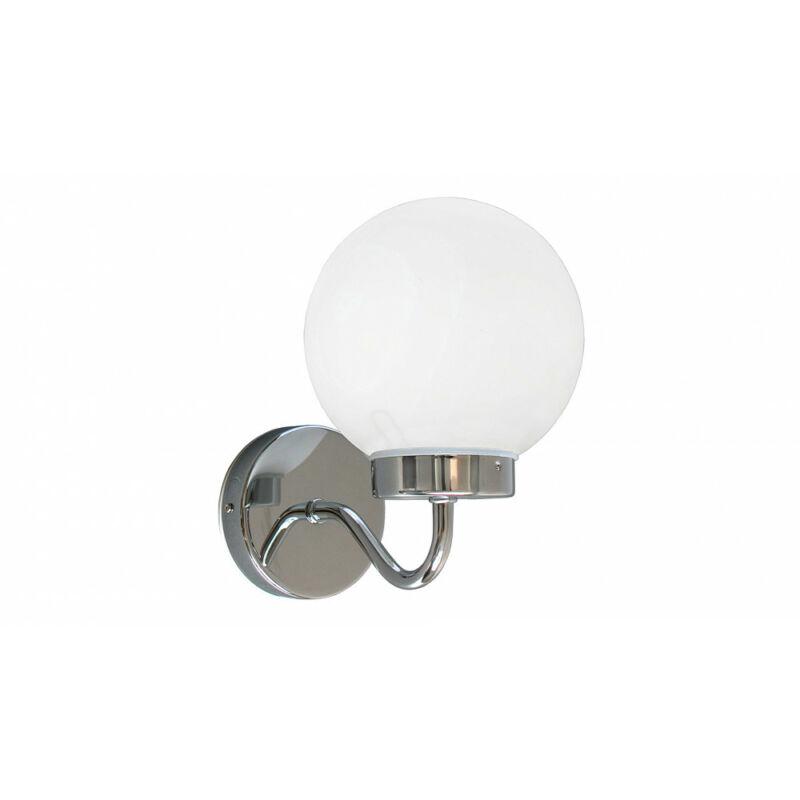 Rábalux Togo 5827 fürdőszoba fali lámpa fehér fém E14 1x MAX 40 E14 1 db IP44