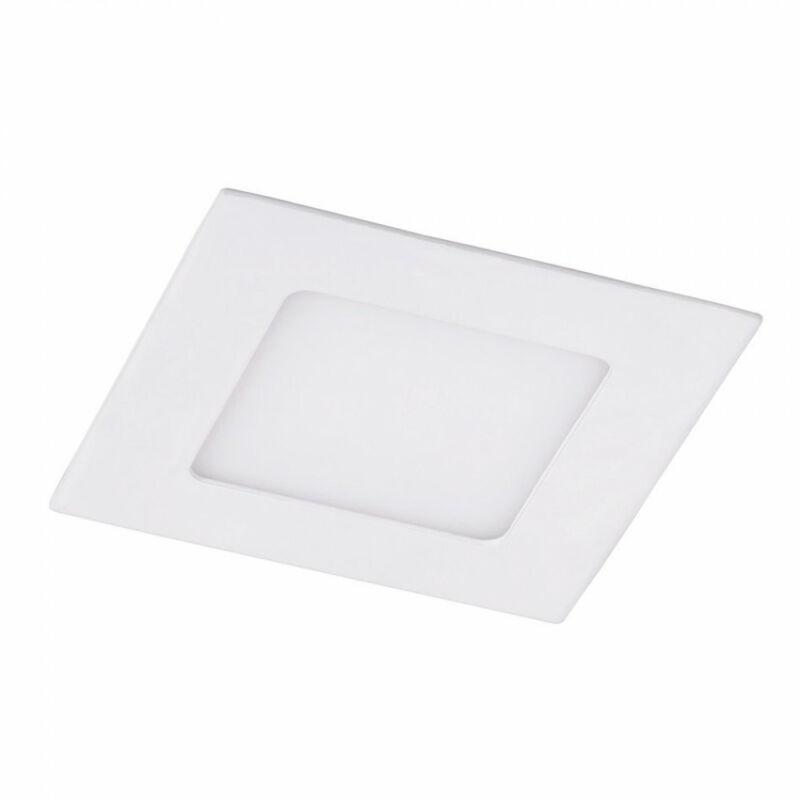 Rábalux Miriam 5877 álmennyezetbe építhető lámpa fehér fém LED 9W 606 lm 4000 K IP20 A