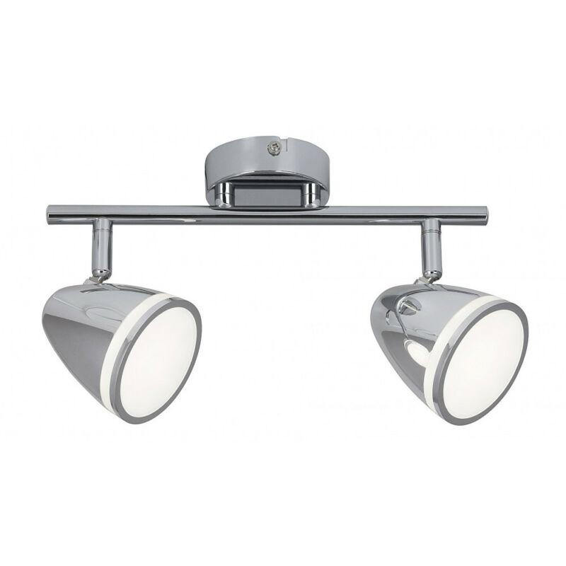 Rábalux Martin 5932 mennyezeti lámpa  króm   fém   LED 2x 4W   720 lm  4000 K  IP20   A+