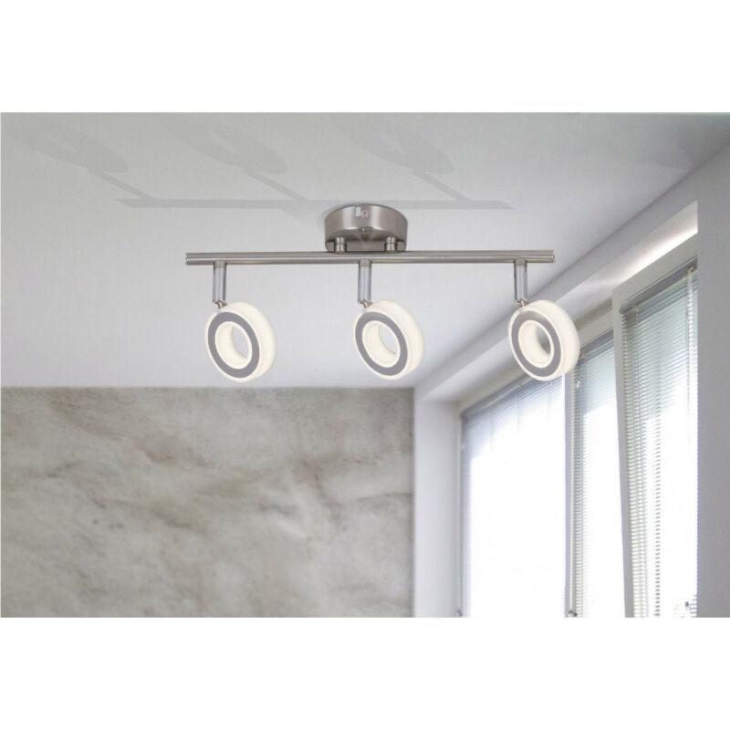 Rábalux Zora 5941 mennyezeti lámpa  króm   fém   LED 3x 4,5W   400 lm  4000 K  IP20   A+