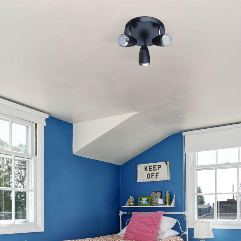 Rábalux Karen 5952 mennyezeti lámpa  sötétkék   műanyag   LED 3x 4W   840 lm  3000 K  IP20   A+