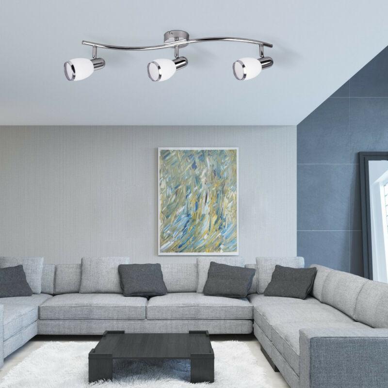 Rábalux Elite 6062 mennyezeti lámpa  króm   fém   E14 3x MAX 40W   IP20
