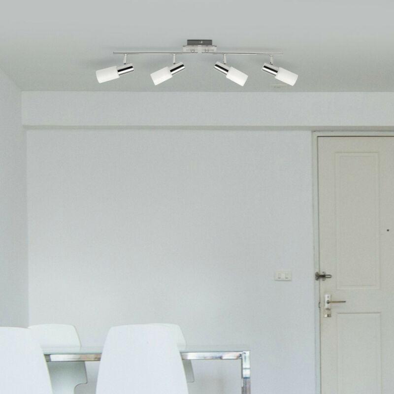Rábalux Logan 6099 mennyezeti lámpa  króm   fém   E14 4x MAX 40W   IP20
