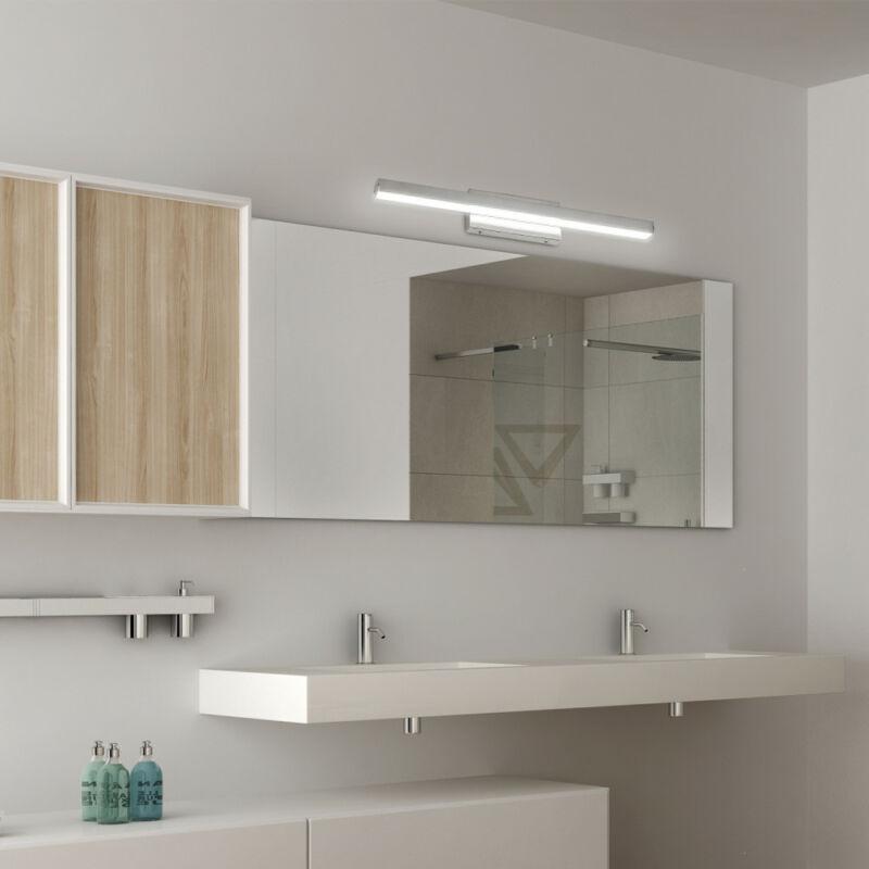 Rábalux John 6129 fürdőszoba fali lámpa króm fém LED 18 1300 lm 4000 K IP44 A