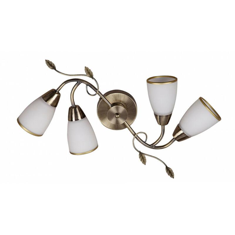 Rábalux Dreambells 6145 mennyezeti lámpa bronz fém E14 4x MAX 40 E14 4 db IP20