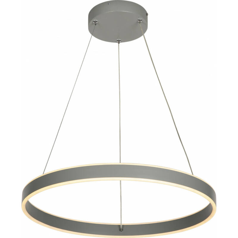 Rábalux Othello 6299 modern csillár szürke fém LED 36 1800 lm 3000 K IP20 A