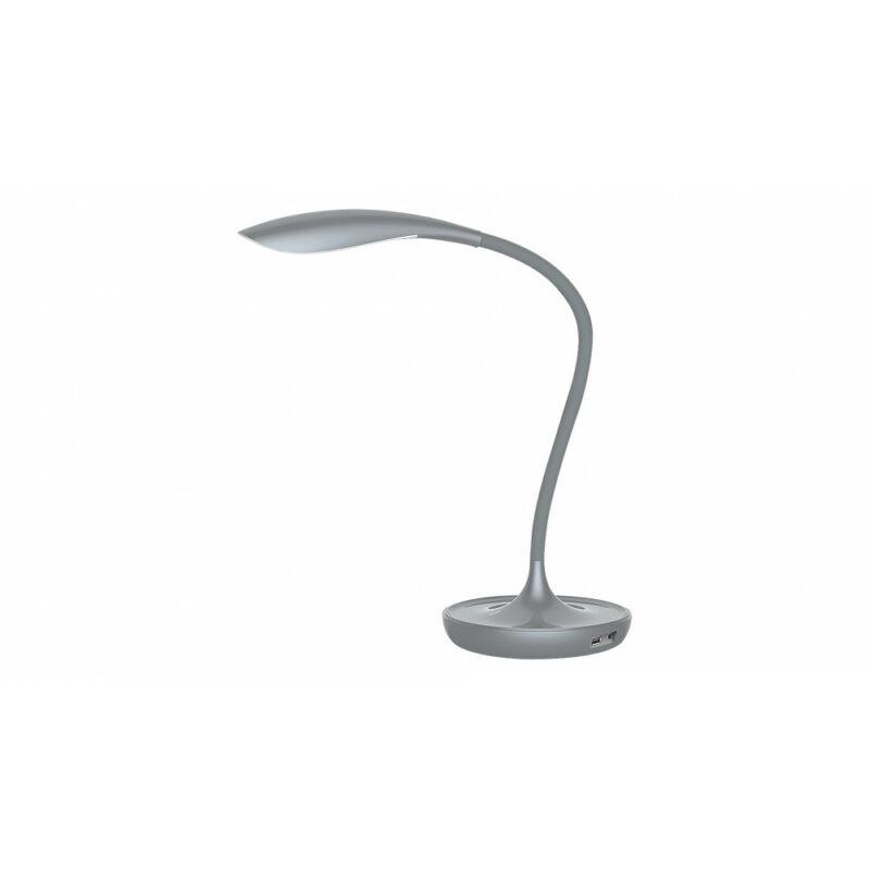 Rábalux Belmont 6419 íróasztal lámpa szürke műanyag LED 5 400 lm 3000 K IP20 A+