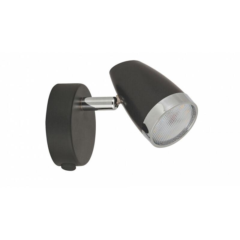 Rábalux Karen 6512 fali spotlámpa antracit fém/ műanyag LED 4 280 lm 3000 K IP20 G