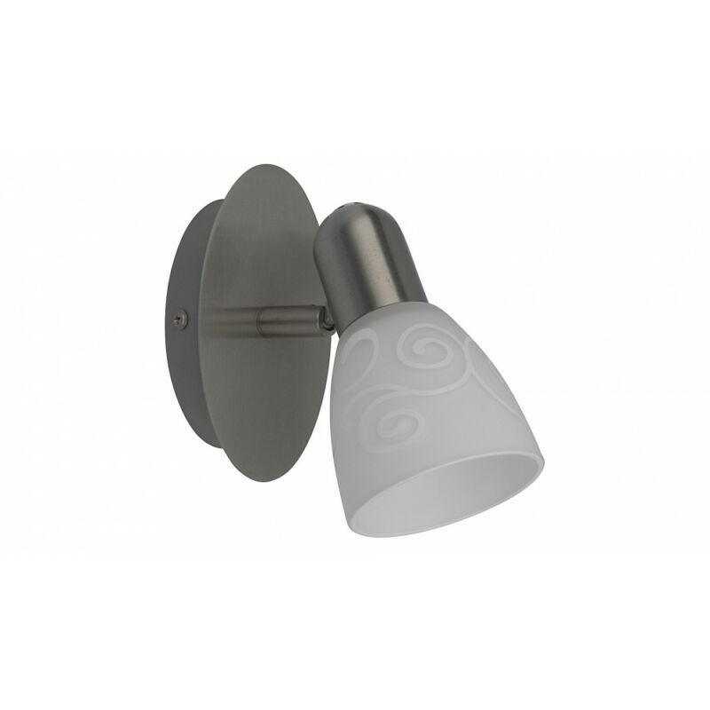 Rábalux Harmony Lux 6635 falikar szatin króm fém E14 1x MAX 40 E14 1 db IP20