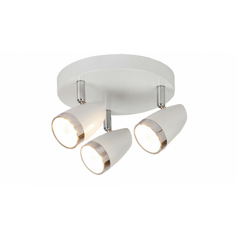 Rábalux Karen 6668 mennyezeti spot lámpa fehér fém/ műanyag LED 3x 4 840 lm 3000 K IP20 A