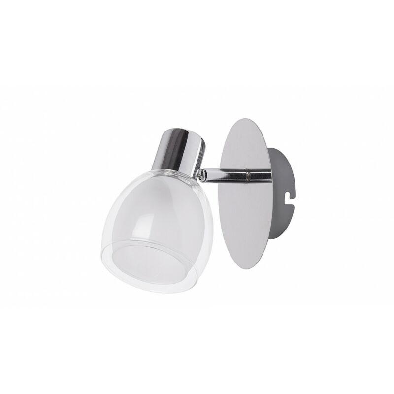 Rábalux Dave 6835 fali lámpa króm fém E14 1x MAX 40 E14 1 db IP20