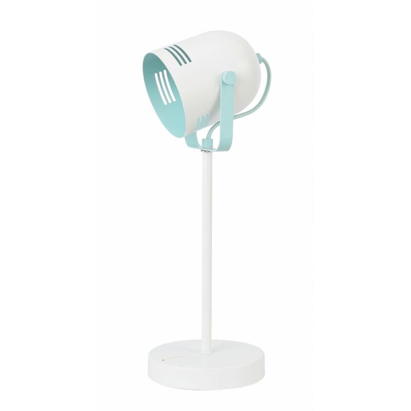 Rábalux Minuet 7015 éjjeli asztali lámpa fehér fém E14 MAX 15 E14 1 db IP20