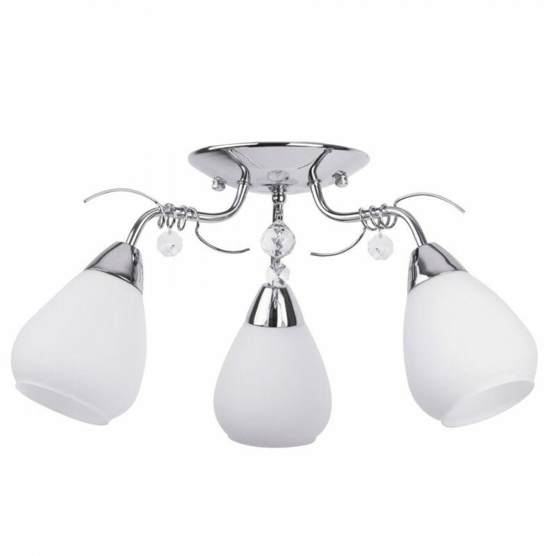Rábalux Faith light 7293 mennyezeti lámpa  fehér   fém   E14 3x MAX 40W   IP20